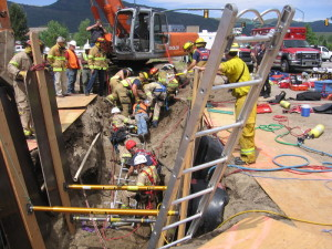 2010 trench rescue