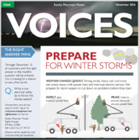 Winter Preparedness Tips from Rock Mountain Power